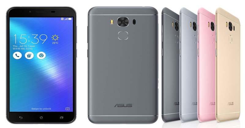 ZenFone 3S Max