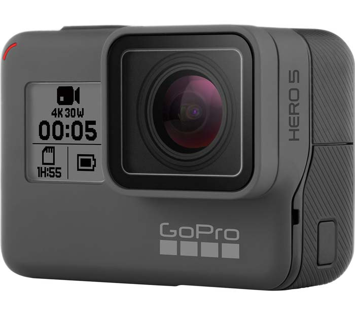 Revisión de la cámara GoPro Hero5 - The World Gadget