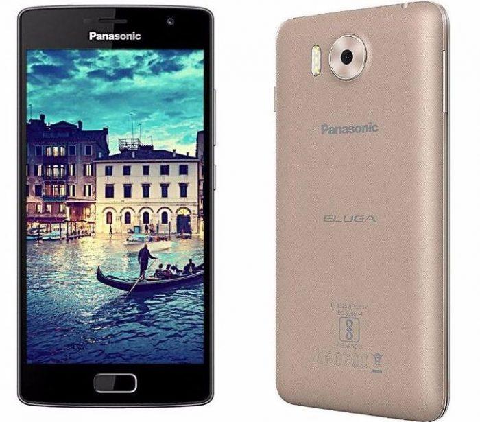 smartphone Panasonic Eluga Prim