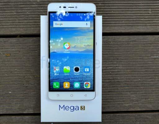 Coolpad Mega 3 Triple-SIM