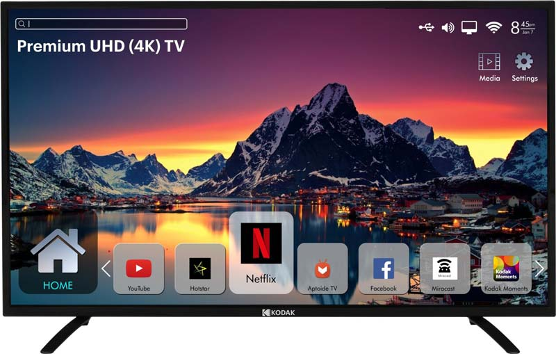 Kodak 4K UHD Smart TV