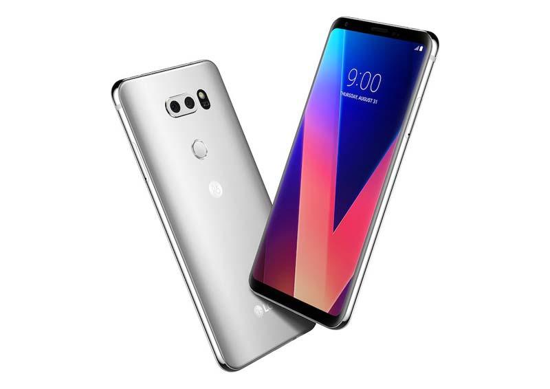 smartphone LG V30+