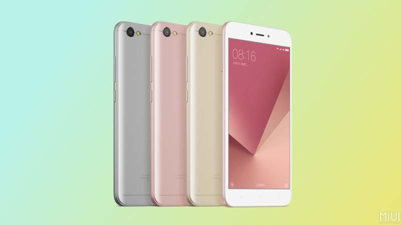 Smartphone Xiaomi Redmi 5A