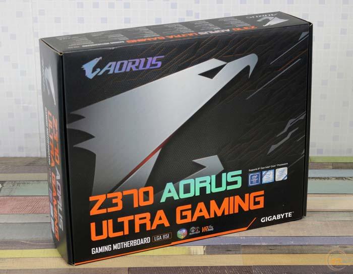 Gigabyte Z370 Aorus Ultra