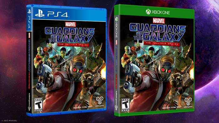Guardians of the Galaxy: Telltale's