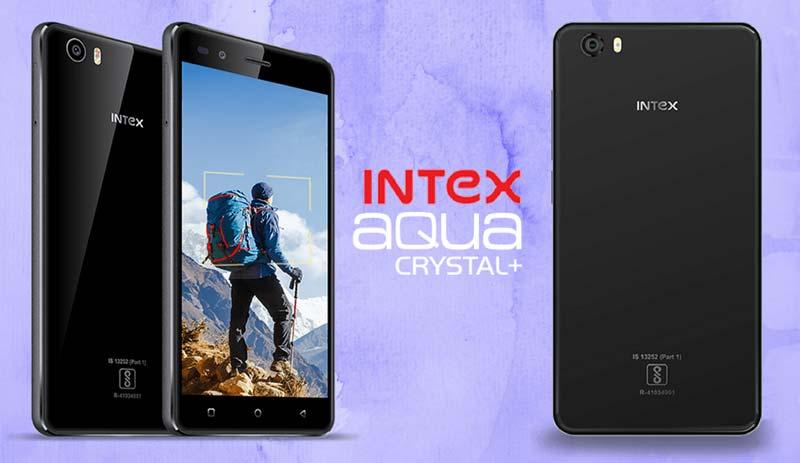 Intex Aqua Crystal