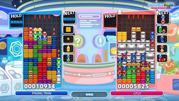 Puyo Puyo Puyo Tetris
