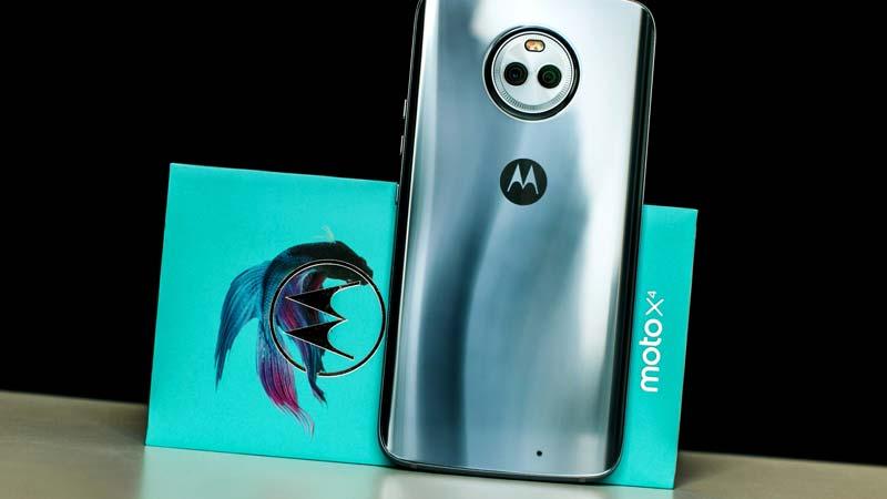 Smartphone Moto X4