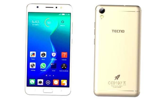 Smartphone Tecno Camon i