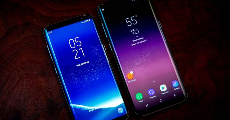 Galaxy S9 y Galaxy S9 +