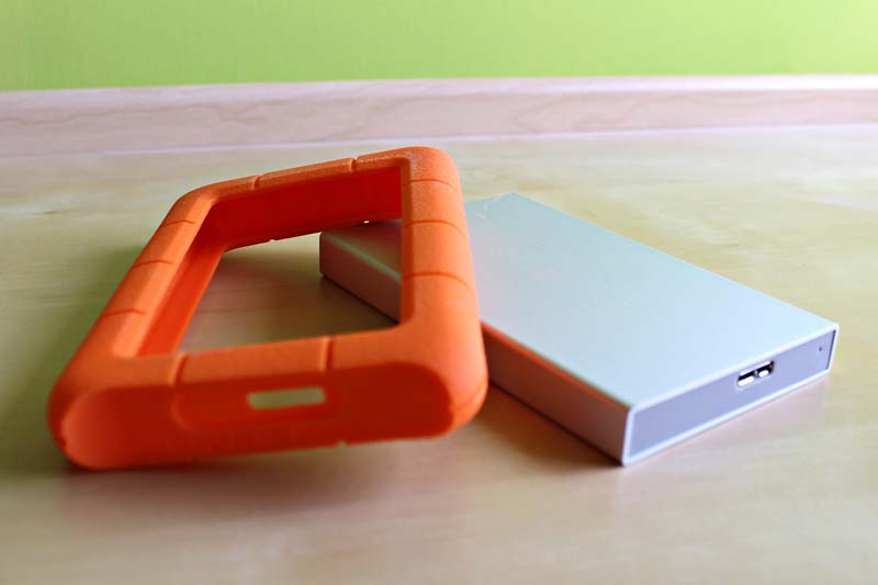 LaCie Rugged Secure