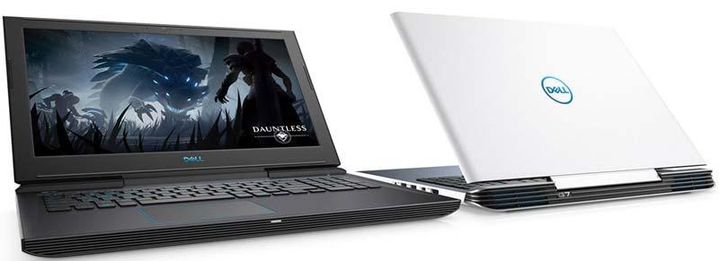 portátil Dell G7 15