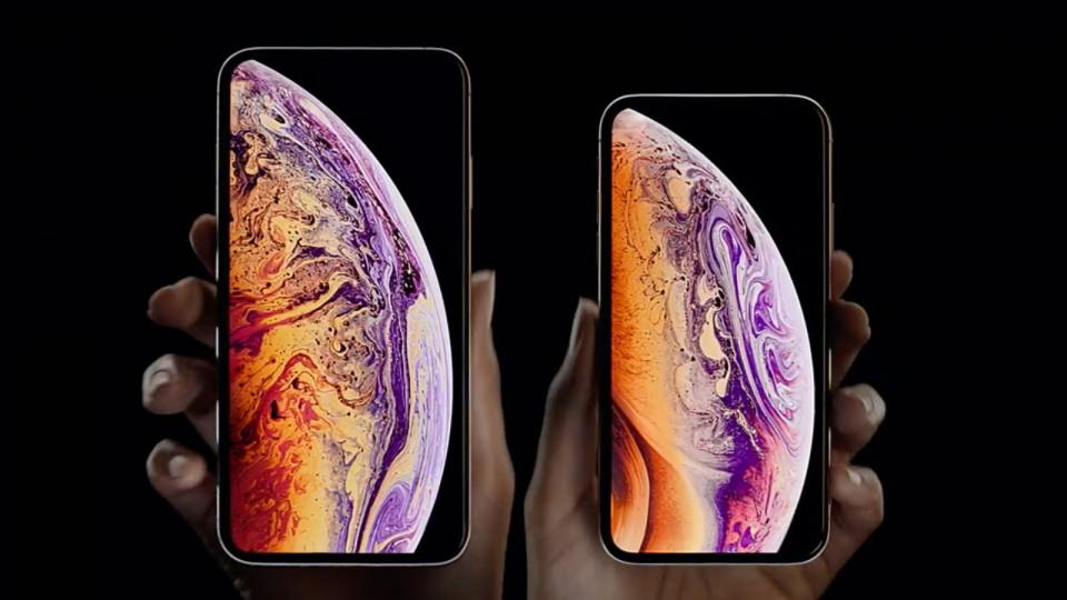 iphones de 2019