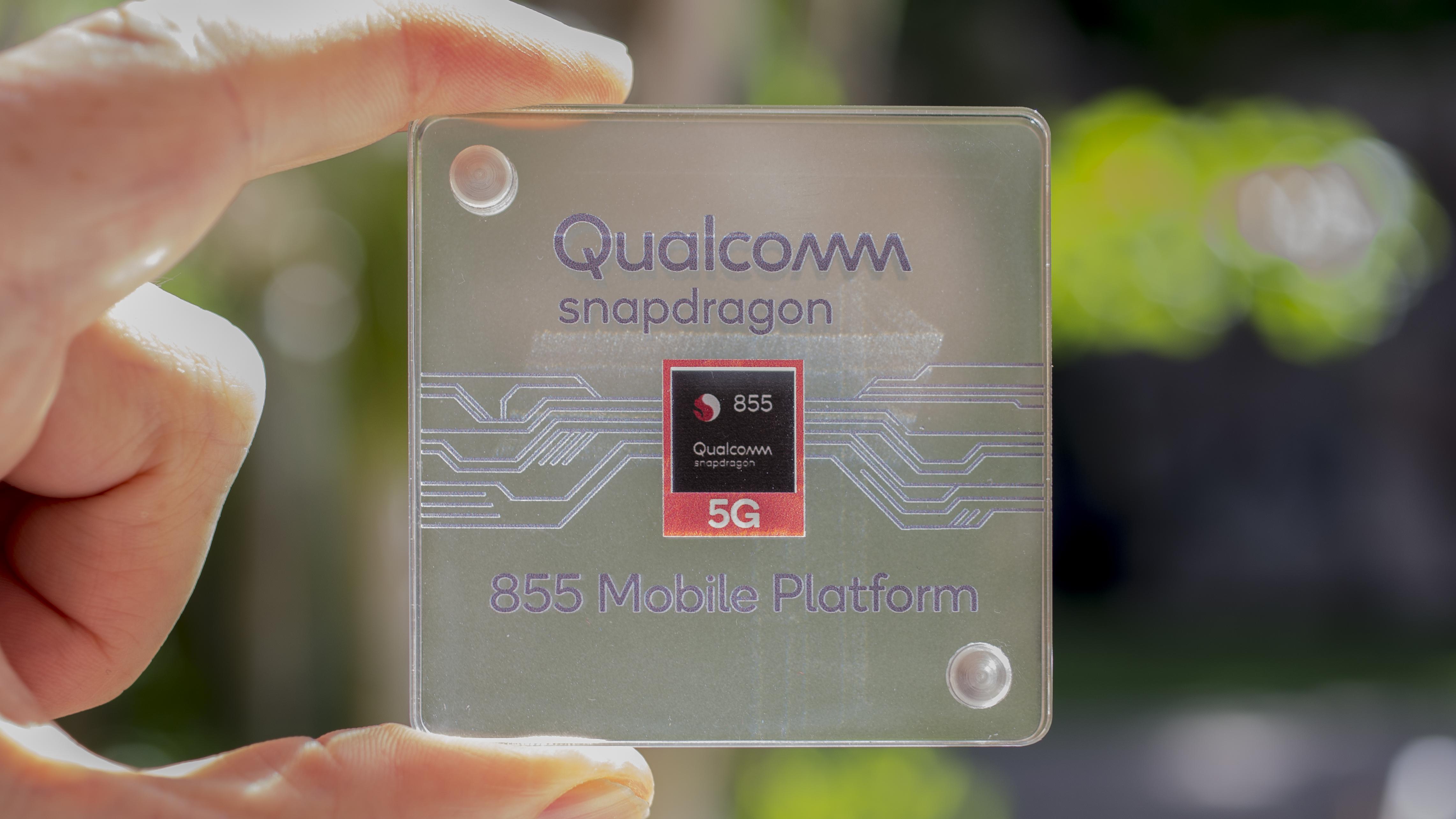 Avance de Qualcomm Snapdragon 855: su próximo teléfono inteligente estrella será una bestia