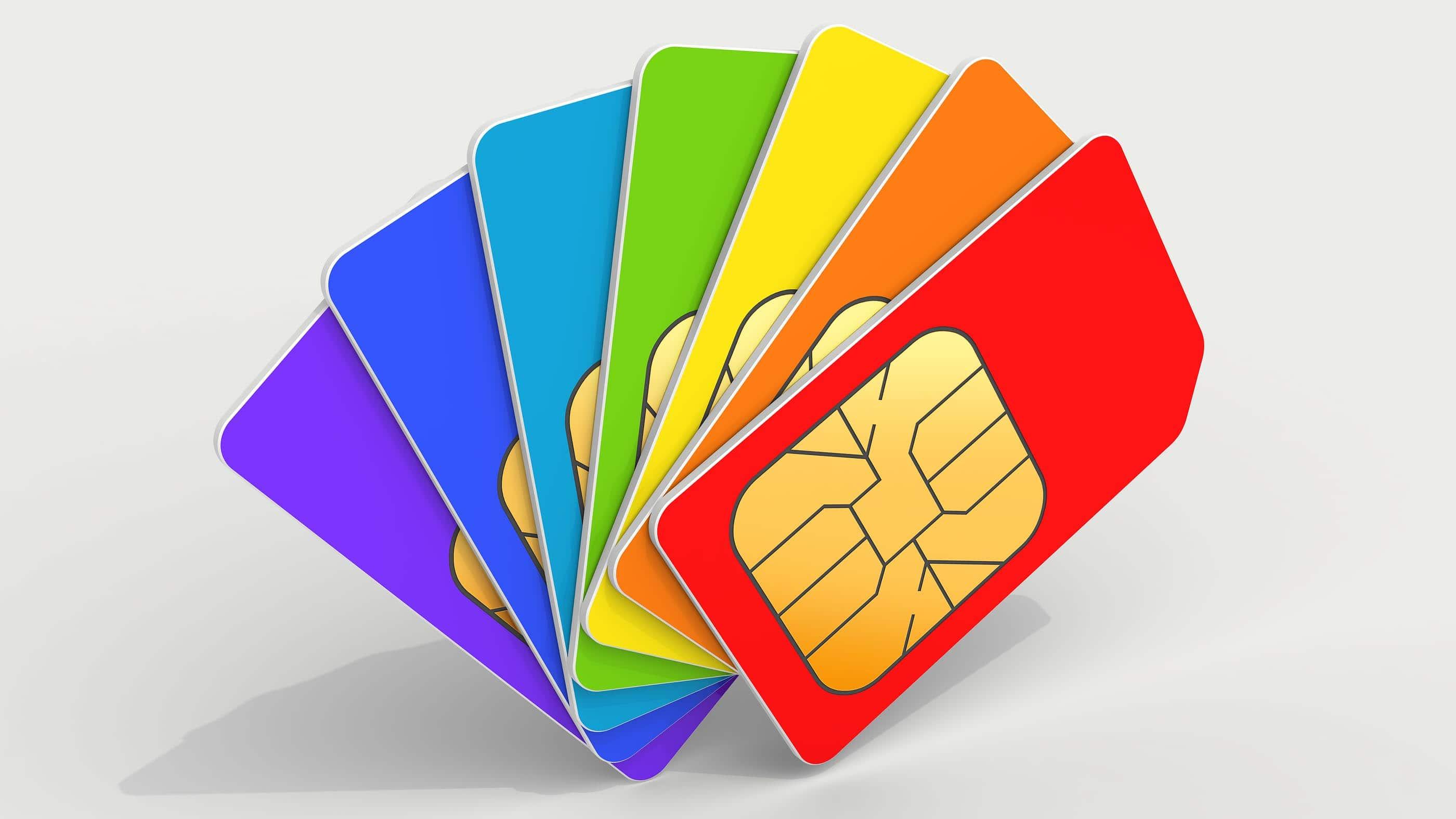 Las mejores ofertas SIM de pago por uso: las mejores ofertas baratas, ofertas de roaming y ofertas de datos ilimitados desde £ 5 por mes