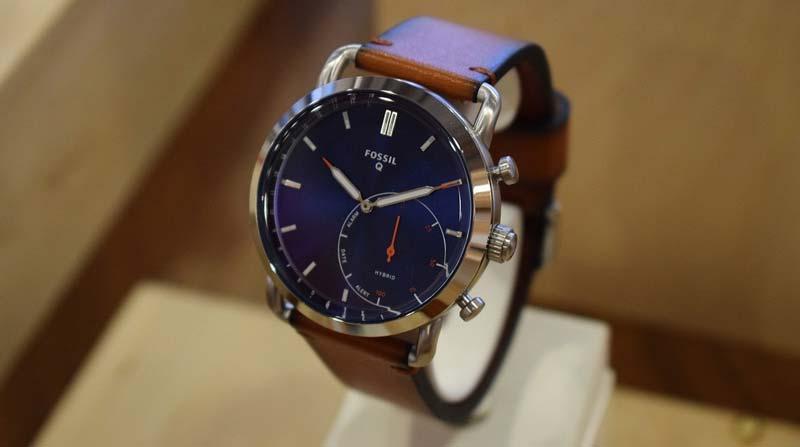 Hybrid Smartwatch Fossil