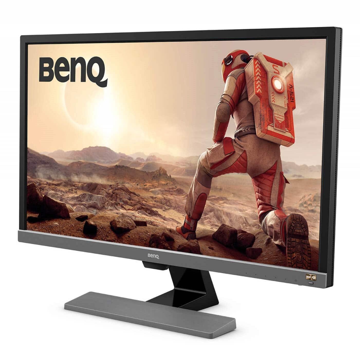 monitor BenQ EL2870U 4K HDR