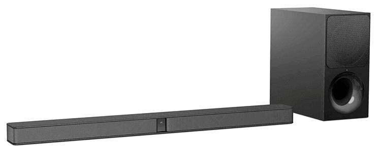 Barra de sonido HT-Z9F de Sony