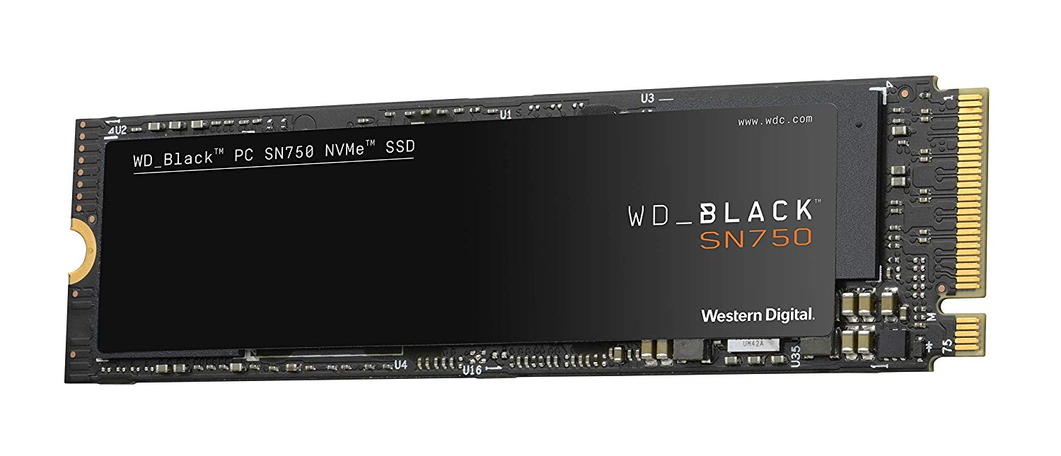 Western Digital Black SN750