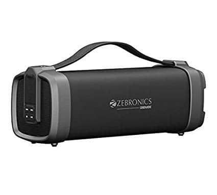 altavoz Zeb-Rocket Bluetooth