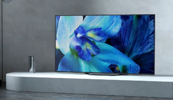 Sony A9G OLED Android TV