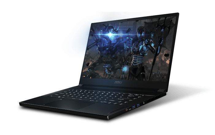 MSI GS66 Stealth