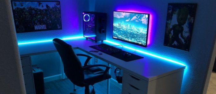escritorios gaming