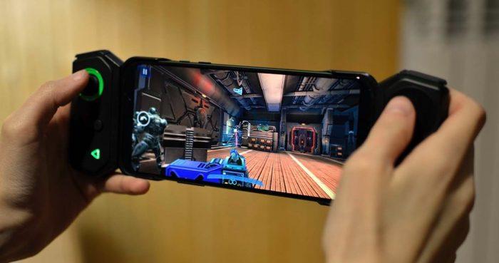 móviles gaming