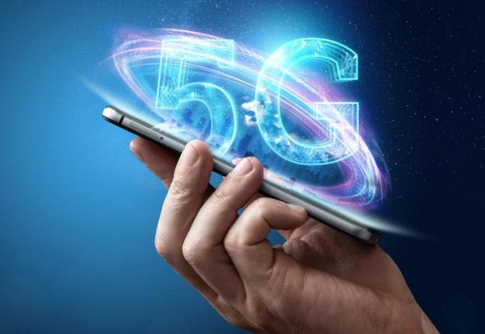teléfonos 5G