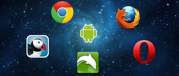 navegadores de internet para android