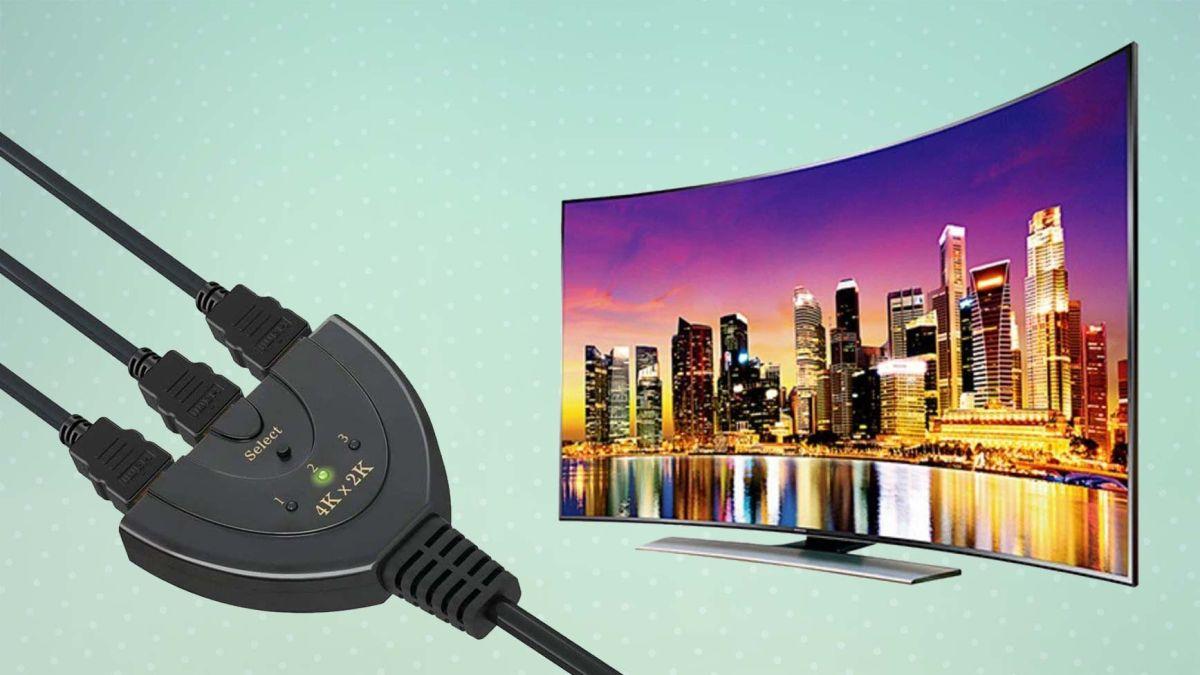 Los mejores conmutadores HDMI baratos en 2020