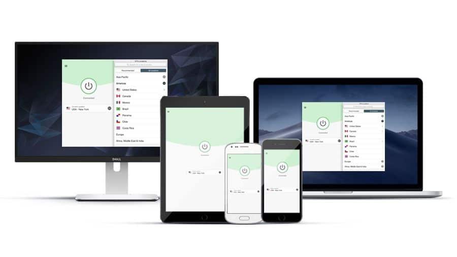 El mejor servicio de VPN en 2020