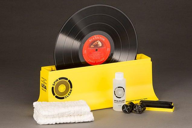 Limpiador de discos Spin Clean