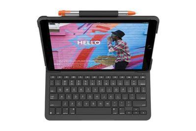Logitech Slim Folio para iPad (7.a y 8.a generación)